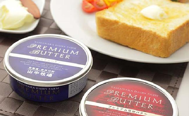 【青缶】プレミアムバター1缶
