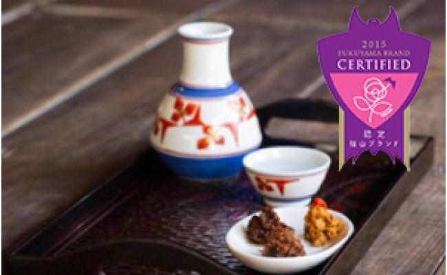 鞆の浦の郷土の味を贅沢にアレンジした鞆肥後屋「鯛味噌」セット(赤・白)【福山ブランド認定品】