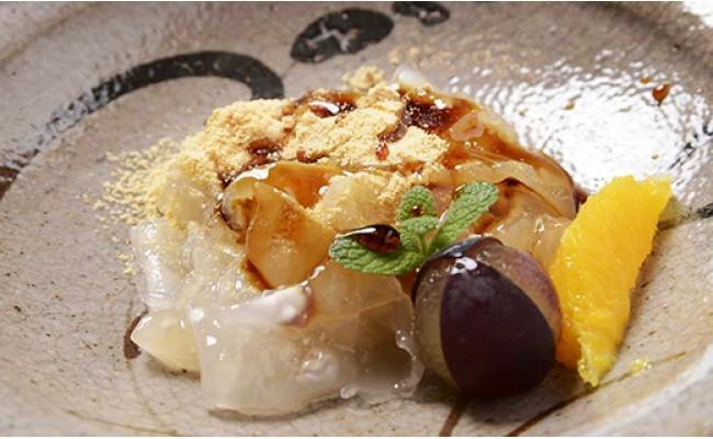 白いきくらげ「白美茸」の調理例
