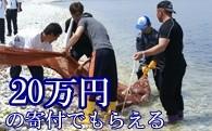 S004 地曳網漁業体験