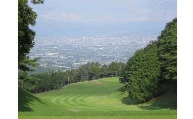 B7-13 ゴルフ優待プレー補助利用券(ウッドストックカントリークラブ)