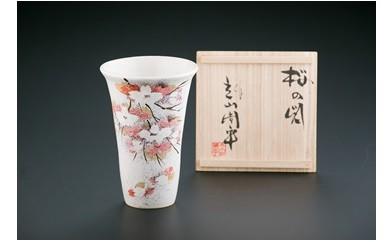 商品番号29 桜の図 花器