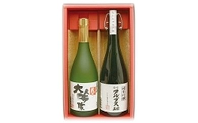 日本酒AC-7 秀峰アルプス正宗純米セット