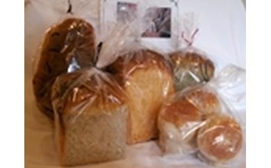 パンGI-1 信州主義 自然酵母石窯薪焼きパン