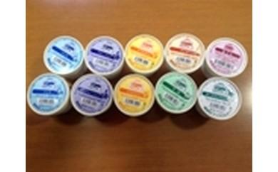アイスクリームGP-1 開田高原アイスクリーム10個セット