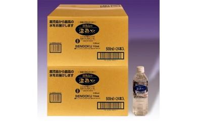 B-024 日当山の温泉水 2箱