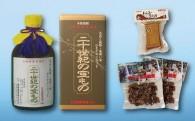 B-14 神楽酒造 麦原酒・おつまみセット