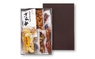 FU03  福屋の炭火手焼き煎餅セット 松  【16,000pt】