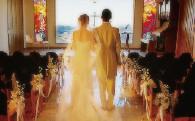 HT02絶景のチャペルで結婚式をしよう【720,000pt】