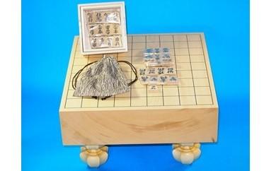 30R8001 将棋駒と将棋盤のセット