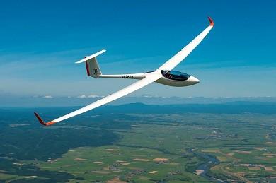 [№5641-0020]グライダー体験飛行10分(空知平野パノラマコース)