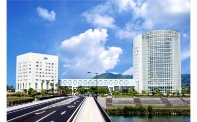 D-012 ホテル京セラ 宿泊券1名様(シングルルーム1泊朝食付)(要予約)
