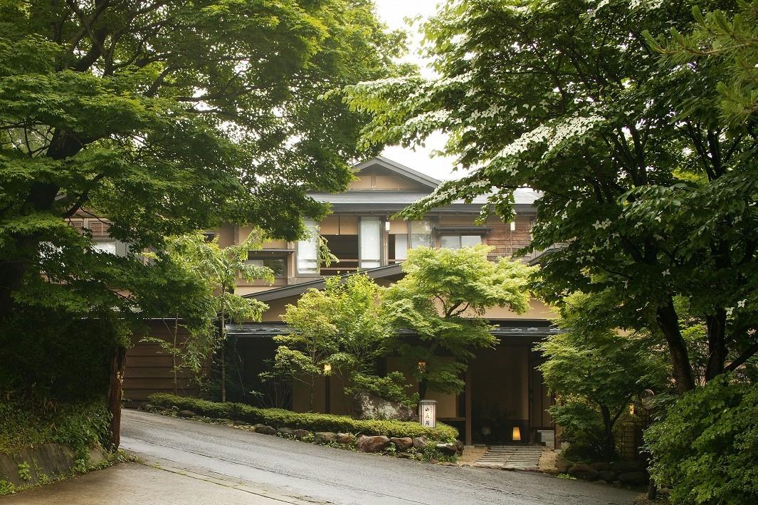 栃木県那須町返礼品山水閣