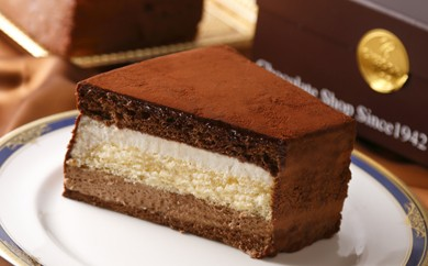 G5-01 博多のチョコのはじまりどころ!チョコレートショップ「博多の石畳(ケーキ)」