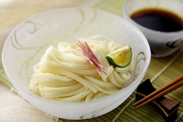 烏骨鶏たまご麺つゆ付きセット