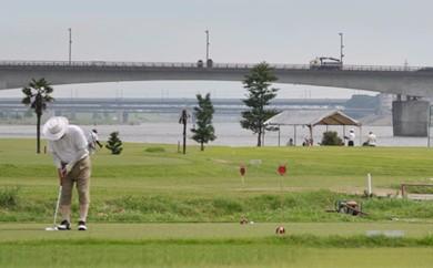 A6 豆津ゴルフ場 平日セルフ/1名