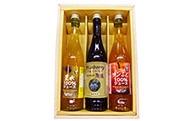 [№5663-0019]玉川村産果汁100%ジュースお得セット
