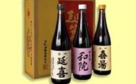 本醸造醤油越後笹神だより 720ml/本×1本/種類×3種類 (全3本)
