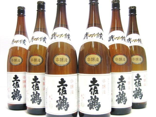 NM-19R4土佐鶴酔って候本醸酒6本セット
