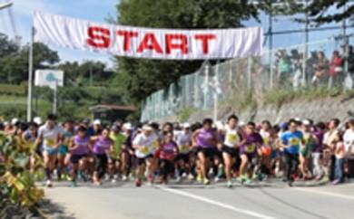 0701 『巨峰の丘マラソン大会』参加権