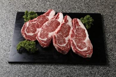 【A01】しほろ牛ロースステーキ(4枚800g)