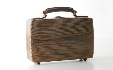 群馬県ふるさと伝統工芸士製作の桐セカンドケース(M) 1個