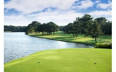 41 浜松シーサイドゴルフクラブ ペアプレイ券(コースナビゲーター付)