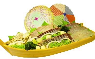 須崎の魚を全部味わえる!海援鯛・極美勘八・うつぼのたたき・かつおのタタキセット