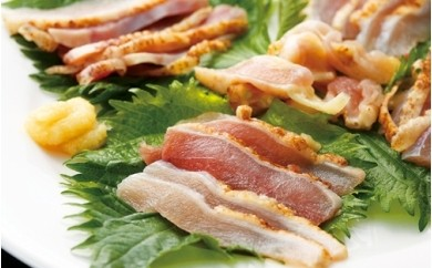 11 唯一の国産 幻の鶏肉 シャポーン鹿児島鶏バラシ