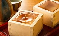 [№5681-0013]山口県あぶ町のお酒「阿武の鶴」