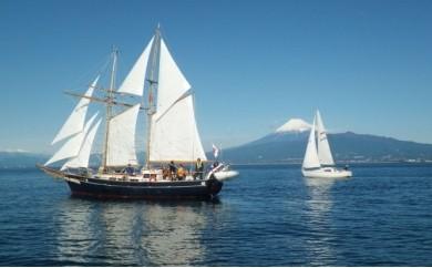 C-I-1 帆船ami号 クルー体験