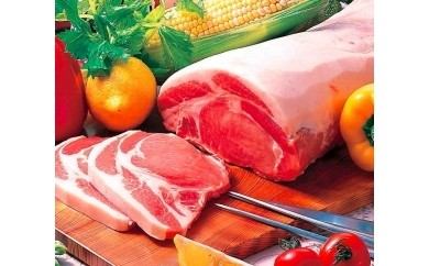 50-D 鹿児島黒豚1頭分(約40kg)+ 選べる特産品(寄附額20万円相当)