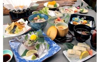 33 太刀魚フルコースお食事券(1名様)