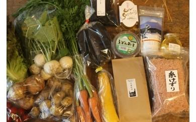 B-Y-2  沼津のやさいセレクトショップ・REFSの物語のある野菜と極みのローカルグルメ (休日お届け分)
