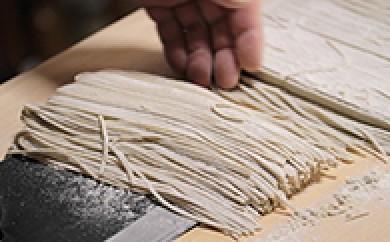 [№5672-0002]『白岡産そば粉100%』手打ちそば 材料セット