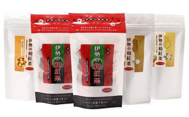 【1-40】伊勢の和紅茶とフレーバーティ3種セット【限定100】