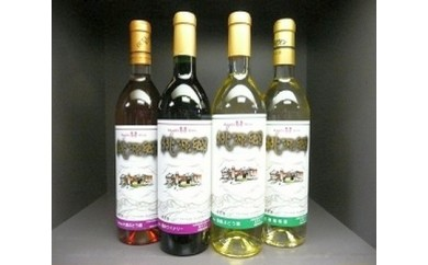 37 桃源郷ワイン720ml 4本