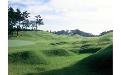No.053 平日限定1組4名様ゴルフプレー代サービス(霞南ゴルフ倶楽部)