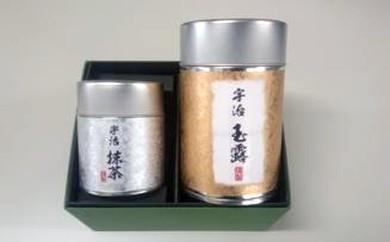 A-001 抹茶・玉露セット