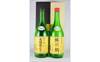 【B26】「城川郷」飲み比べセット