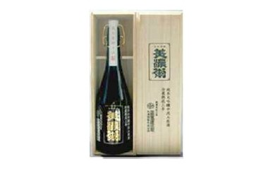 C-1 美濃菊純米大吟醸中汲み原酒 冷蔵熟成三年 720ml