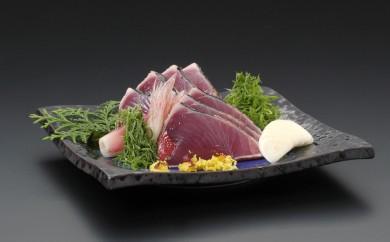 本場須崎!藁焼きカツオのたたきセット(にんにく、特製タレ付)