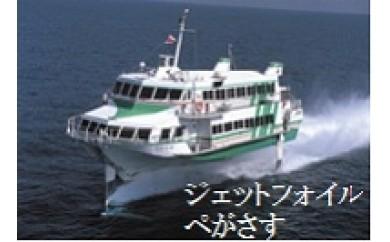 0258 五島旅日帰りプラン Aコース 【100pt】