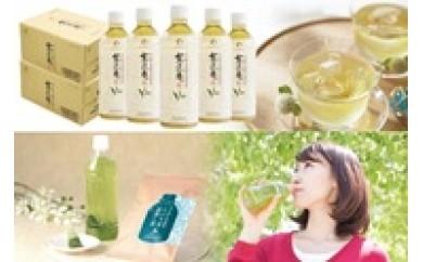 1-086 静岡県産一番茶厳選プレミアムペットボトル緑茶48本セット