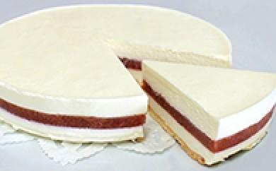 [№5660-0121]ルバーブチーズケーキセット
