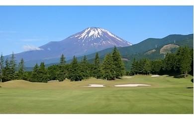 D-3 富士ヘルスC・Cゴルフプレー利用券5枚