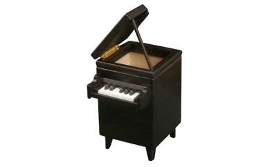 No.030 ピアノボックス 赤いバイエル ダーク
