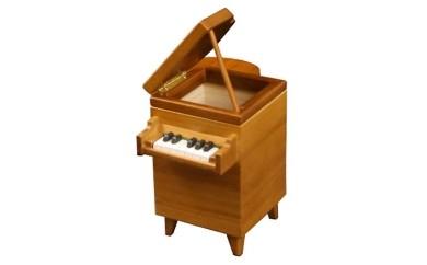No.028 ピアノボックス 赤いバイエル ナチュラル