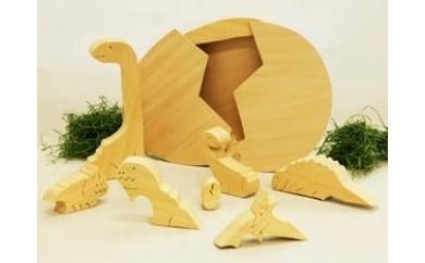 1-8 恐竜エッグ又は動物ランドセット