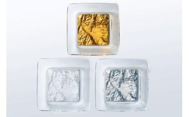 11-11 【SUWAプレミアム】SUWA皿daセット/信州諏訪ガラスの里